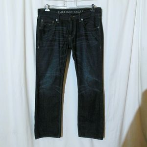 American Eagle Low Rise Boot Jeans Size 36/32